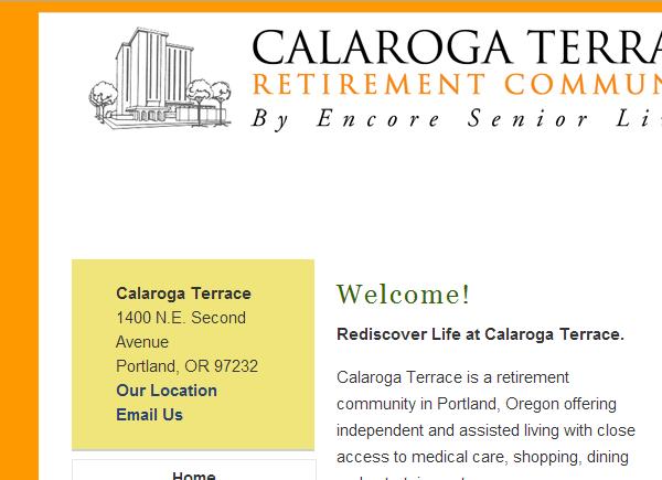 Calaroga Terrace