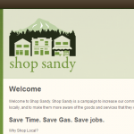 Shop Sandy