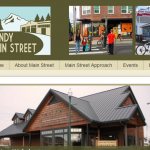Sandy Main Street