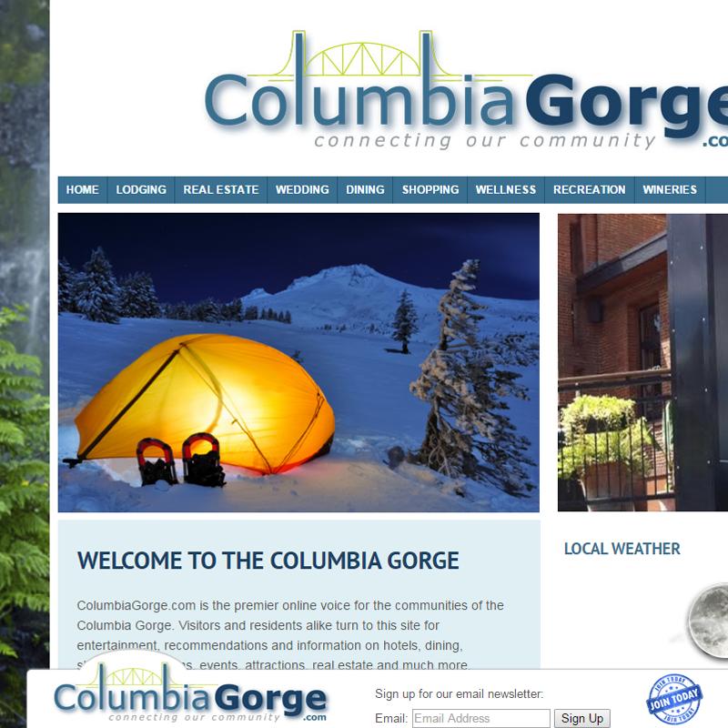 Columbia Gorge Header